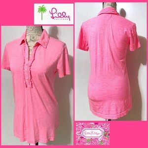 Lily Pulitzer Polo T-shirt